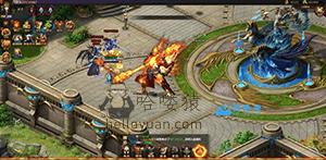 魔域H5-三网游戏 神话视频版一键三区即玩端+GM后台+外网教程