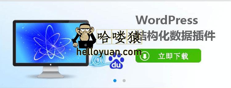 wordpress 百度收录插件